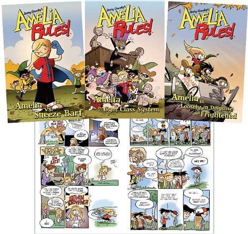 Amelia Rules! (Hardcover)