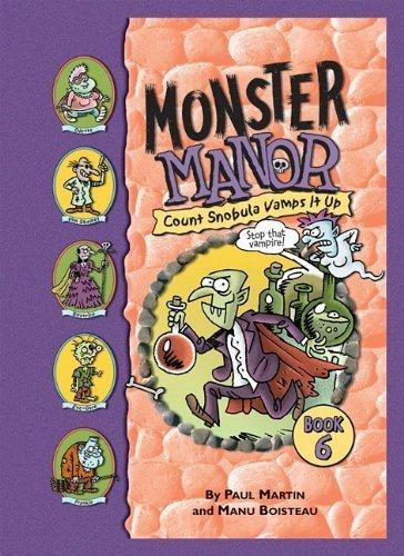 9781599618814: Monster Manor (Set)