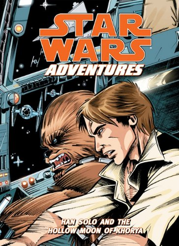 9781599619002: Star Wars Adventures: Han Solo and The Hollow Moon of Khorya