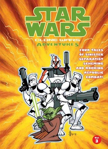 9781599619064: Star Wars: Clone Wars Adventures 3