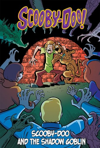 Scooby-Doo and the Shadow Goblin (Scooby-Doo Graphic Novels Set 2) (1599619172) by Scott Cunningham
