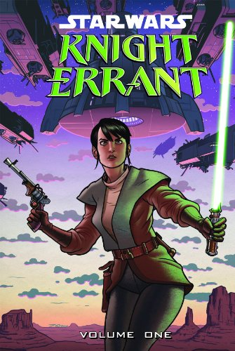 9781599619866: Knight Errant Volume 1: Aflame (Star Wars: Knight Errant)