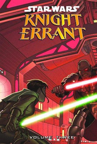 9781599619880: Knight Errant Volume 3: Aflame (Star Wars: Knight Errant)