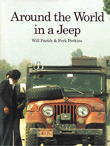 9781599620466: Around the World in a Jeep