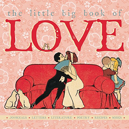 9781599620527: The Little Big Book of Love (Little Big Books (Welcome))