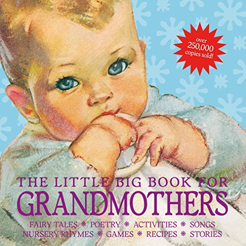 9781599620688: The Little Big Book for Grandmothers, revised edition