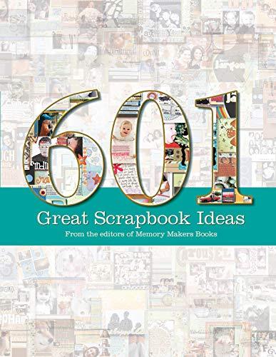 9781599630175: 601 Great Scrapbook Ideas