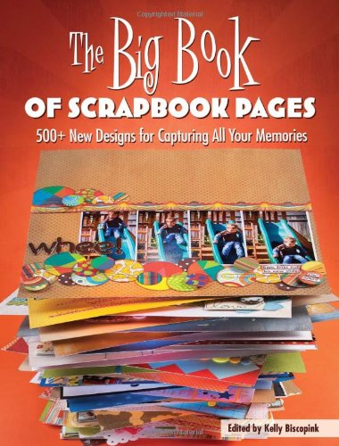 9781599631332: The Big Book of Scrapbook Pages: Making Meaning, Making Art