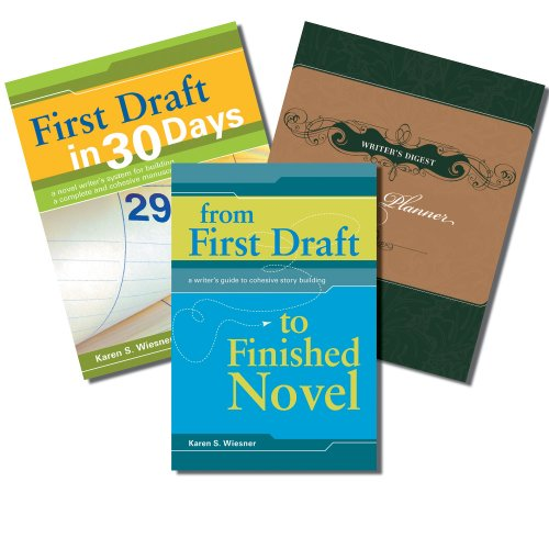 9781599631882: From First Draft to Finished Novel Bundle