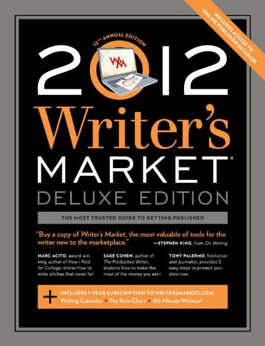 9781599632278: 2012 Writer's Market Deluxe Edition