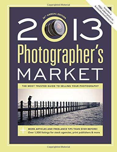9781599636139: 2013 Photographer's Market