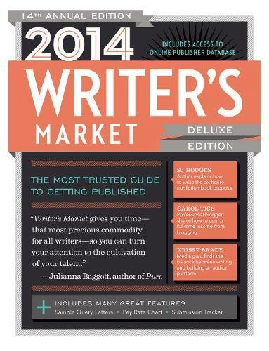 2014 Writer's Market Deluxe Edition (1599637332) by Robert Lee Brewer