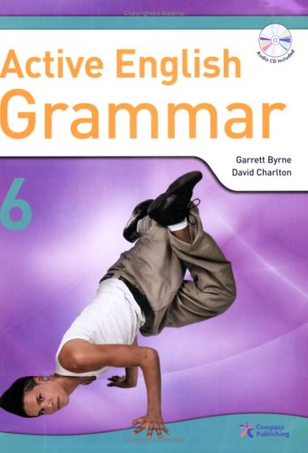 9781599660233: Active English Grammar 6 (w/Transcripts, Answer Key, and Audio CD)