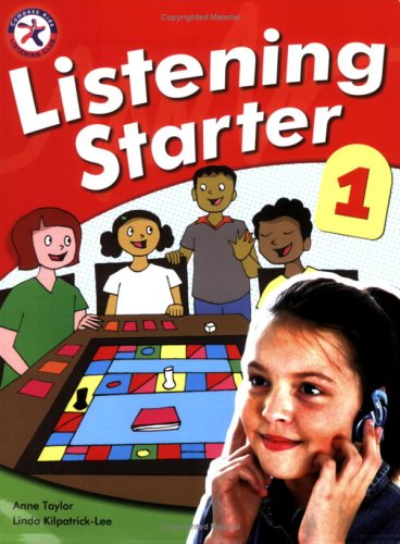 Listening Starter 1 (with 2 CD-ROMs): Anne Taylor; Linda