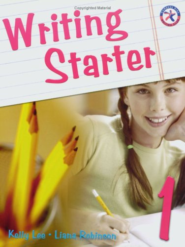 9781599660370: Writing Starter 1, Student Book