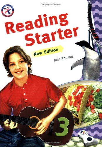 9781599660417: Reading Starter New Edition 3 (diverse reading forms for high beginning EFL students)