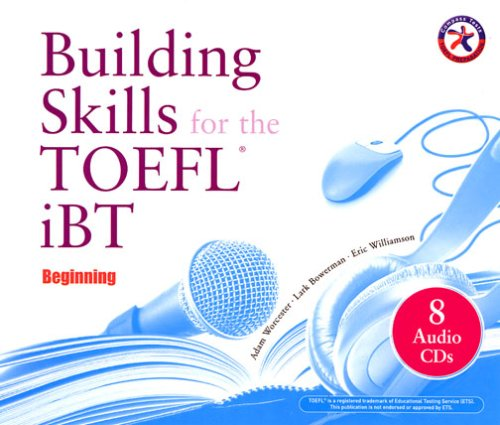 9781599660516: Building iBT TOEFL Skills: Beginning (Combined Audio CD Set)
