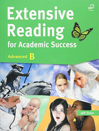 Extensive Reading for Academic Success, Advanced B (w/Answer Key): Jeff Zeter