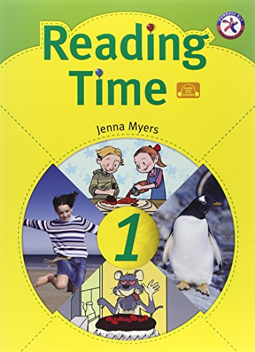 9781599661445: Reading Time 1, w/Audio CD (Reading Skills, Listening Comprehension, and Fluency Improvement for High Beginner)