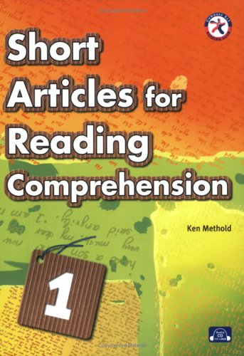 Short Articles for Reading Comprehension 1 (Low: Ken Methold