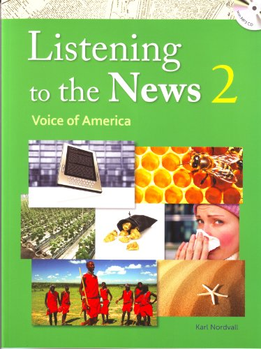 Listening to the News 2, Voice of: Karl Nordvall