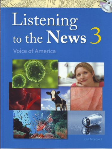 Listening to the News 3, Voice of: Karl Nordvall