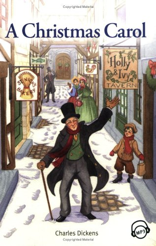 Compass Classic Readers: A Christmas Carol (Level 3 with Audio CD): Charles Dickens