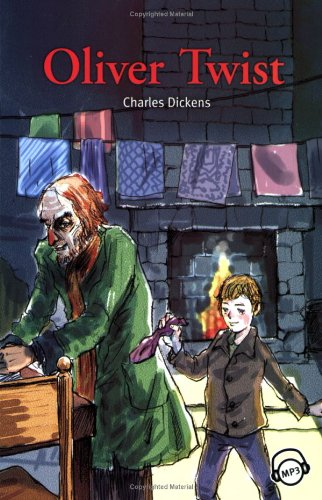 9781599662626: Compass Classic Readers: Oliver Twist (Level 4 with Audio CD)