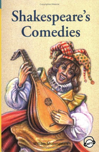 9781599662862: Compass Classic Readers: Shakespeare's Comedies (Level 5 with Audio CD)