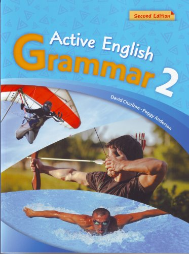 Active English Grammar 2, Second Edition (Student Book, Workbook and Answer Key): David Charlton/ ...