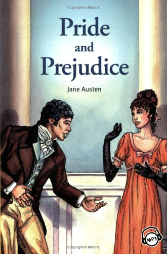 9781599663074: Compass Classic Readers: Pride and Prejudice (Level 5 with Audio CD)