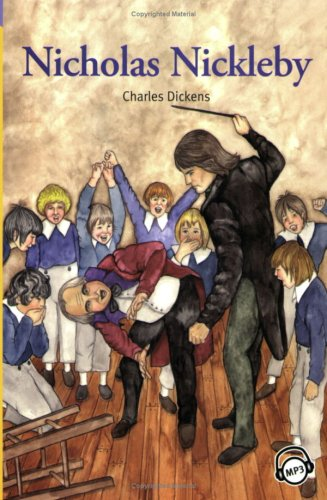 9781599663371: Compass Classic Readers: Nicholas Nickleby (Level 6 with Audio CD)