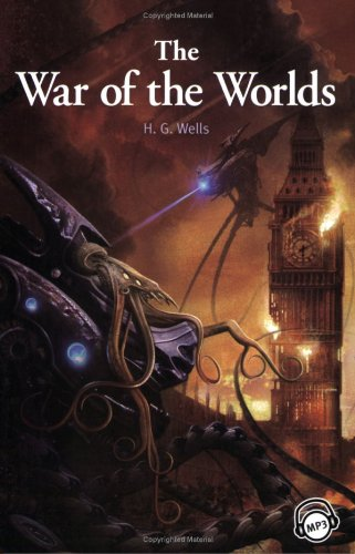 9781599663401: Compass Classic Readers: The War of the Worlds (Level 6 with Audio CD)