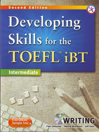 Developing Skills for the TOEFL iBT, 2nd: Paul Edmunds, Nancie