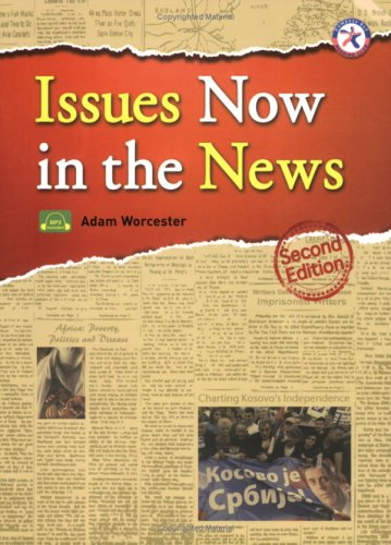 9781599663616: Issues Now in the News, Second Edition (w/MP3 CD)
