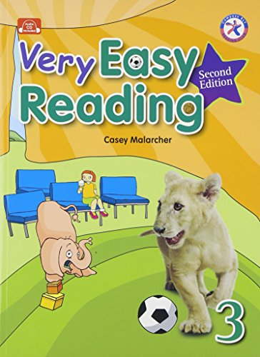 9781599663821: Very Easy Reading 3, 2nd Edition w/Audio CD (beginning reading with exposure to vocabulary and structure)