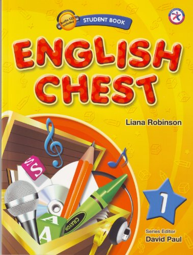 English Chest 1, Student Book with Audio CD: Liana Robinson