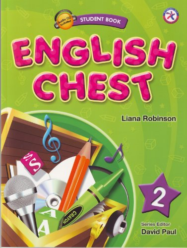 English Chest 2, Student Book with Audio CD: Liana Robinson
