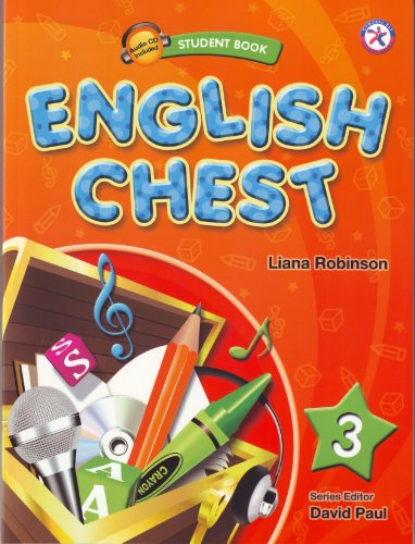 English Chest 3, Student Book with Audio CD: Liana Robinson