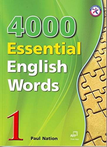 9781599664026: 4000 Essential English Words, Book 1