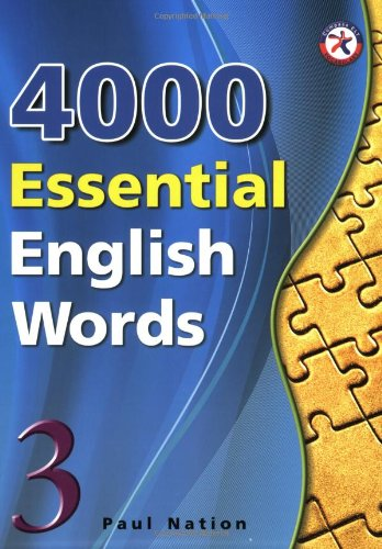 4000 Essential English Words, Book 3: Paul Nation