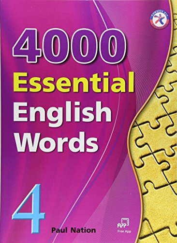 9781599664057: 4000 Essential English Words, Book 4