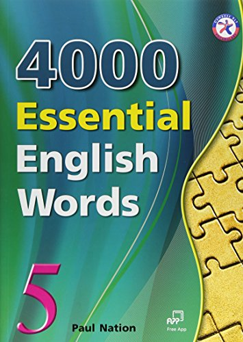 4000 Essential English Words, Book 5: Paul Nation