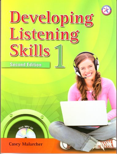 9781599665269: Developing Listening Skills 1, Second Edition (Intermediate Listening Comprehension with MP3 Audio CD)