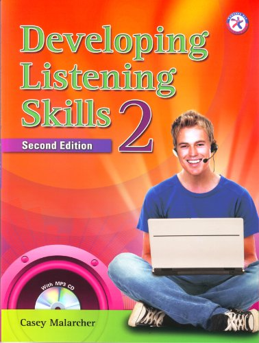 Developing Listening Skills 2, Second Edition (Intermediate Listening Comprehension with MP3 Audio ...
