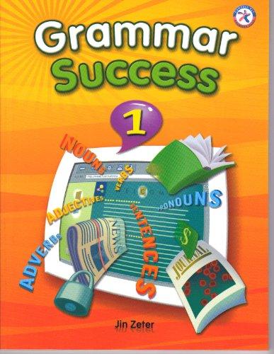 Grammar Success 1 (Pre-Intermediate Level): Jin Zeter