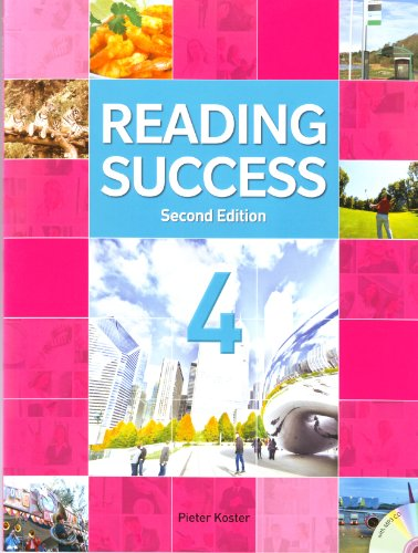 9781599666037: Reading Success 4, 2nd Edition w/MP3 Audio CD (Intermediate-level reading series with a wide range of fiction and non-fiction texts on topics from daily life to current affairs)