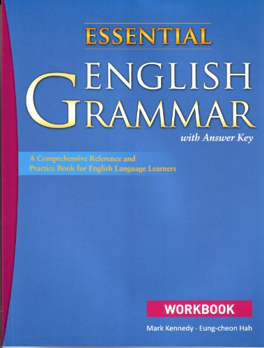 9781599666105: Essential English Grammar, Workbook with Answer Key (comprehensive practice book for intermediate and advanced students)