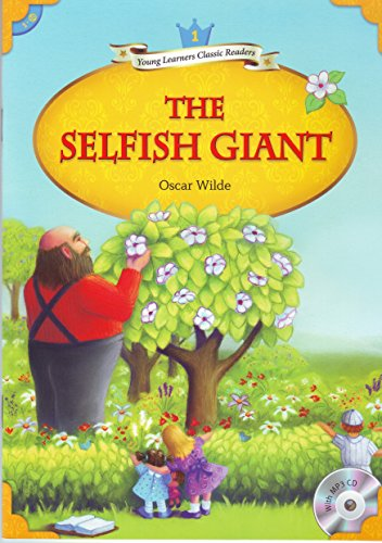9781599666419: [YLCR Level 1-10] The Selfish Giant with MP3 CD