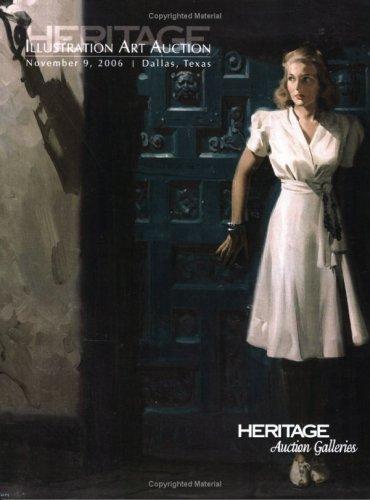 Heritage Illustration Art Auction #638: Ed Jaster; Lindsey